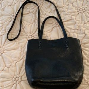 Free people crossbody with wallet.